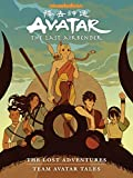 Avatar: The Last Airbender--The Lost Adventures and Team Avatar Tales Library Edition
