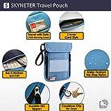 Travel Wallet RFID Passport Holder - Ultra Slim and