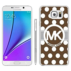 Great Quality M-K Samsung Galaxy Note 5 Case ,Newest M-K 55 White Samsung Note 5 Cover Case Unique And Beautiful Designed Phone Case