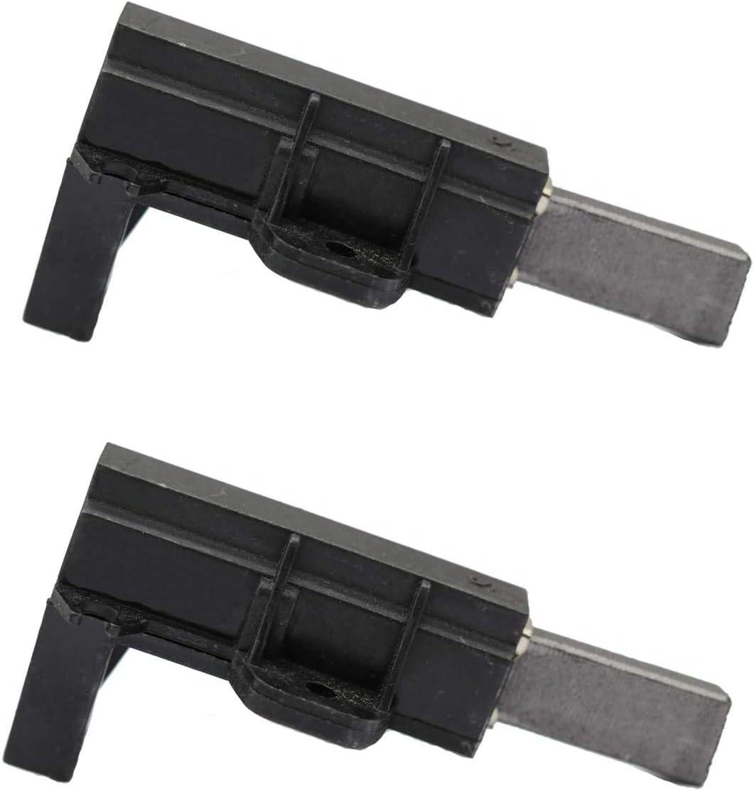2x motore carbone Motore Carbone Spazzole per Lavatrice Welling MOTORE