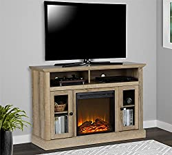 Ameriwood Home 1764196COM Chicago Fireplace TV Stand
