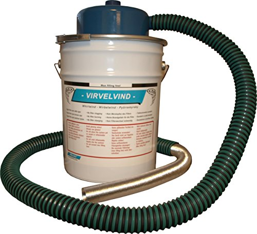 PELLVAC Whirlwind Cyclone Suction Hose product image