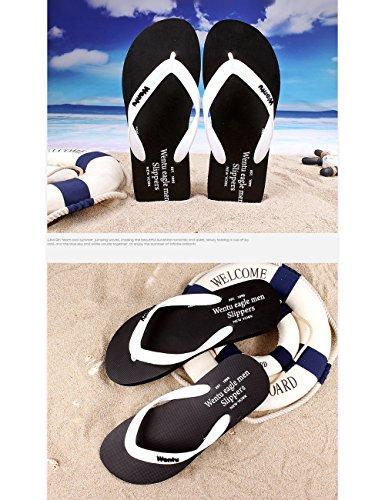 Da Tempo Il Maschio Estivi Libero Per Maschili Di Bagno Sandali Spiaggia Aperta Sandalo All'aria xaHXqwz4
