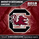 South Carolina Gamecocks 2019 Calendar