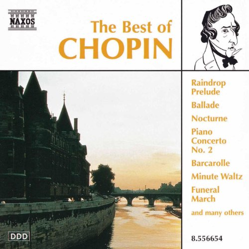Chopin (The Best Of) (The Best Of Chopin Piano)