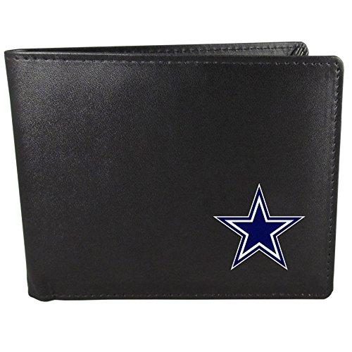 Siskiyou NFL Dallas Cowboys Bi-fold Wallet, Black by Siskiyou