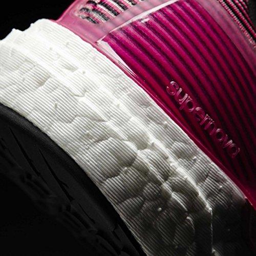 Adidas Supernova W, Chaussures de Tennis Femme, Rose (Rosimp/Ftwbla/Negbas), 44 EU