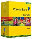 Software : Rosetta Stone Homeschool Polish Level 1-3 Set including Audio Companion
