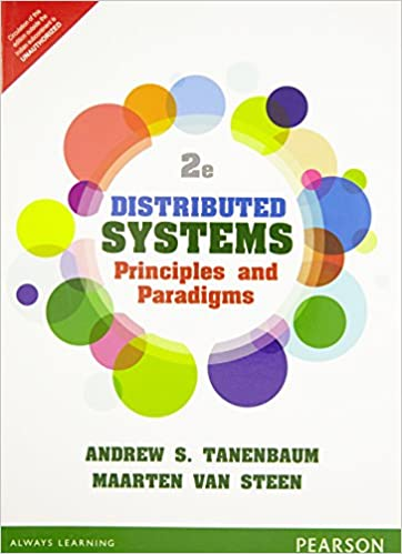 Distributed Systems Andrew S Tanenbaum Pdf