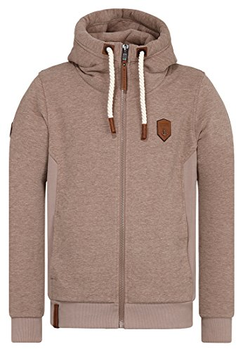 Zipped Naketano Djubre Jacket Birol Male Melange z7wY7O