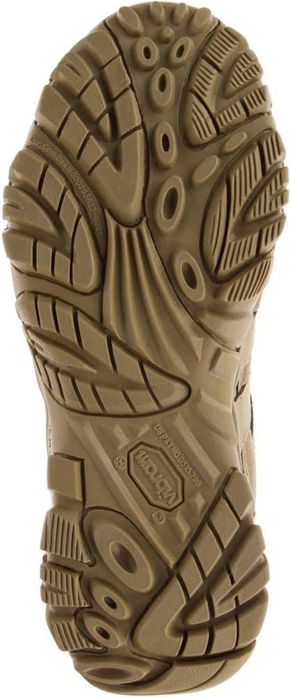 Sneaker Jungen Merrell Moab 2 J15857 Taktische Armeeschuhe Kampfschuhe Trekkingschuhe Herren J15857 Coyote