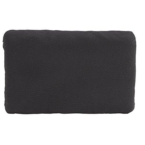 Lewis N. Clark RFID-Blocking Hidden Travel Belt Wallet, Black, One Size