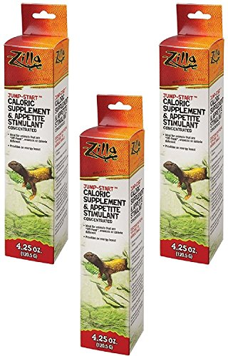 Zilla Reptile Health Supplies Jump-Start Appetite Stimulant