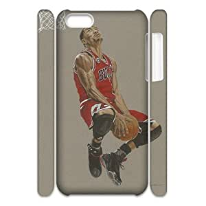 C-EUR Diy 3D Case Derrick Rose for iPhone 5C
