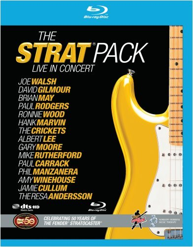 The Strat Pack: Live in Concert - 50 Years of the Fender Stratocaster [Blu-ray] -