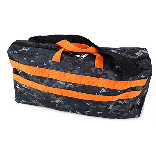 Kids Elite Tactical Gun Case for Nerf N-Strike, Elite Series by GreenMoon