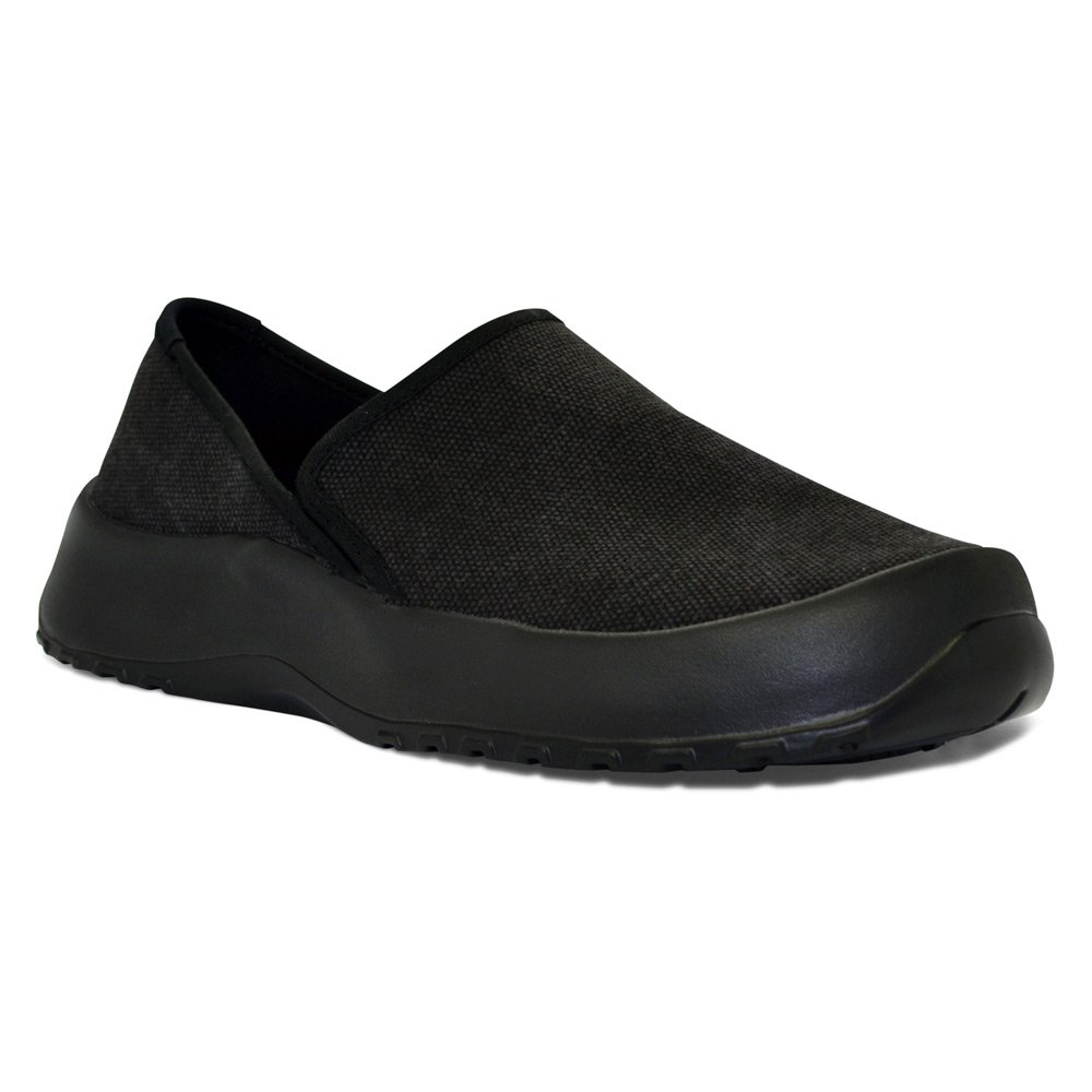 SoftScience The Drift Canvas Men's/Women's Slip On Shoes B00LXX4YFK 6 D(M) US Men / 8 B(M) US Women|Black