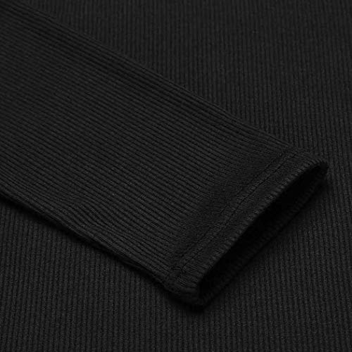 Camicia s Coulisse Set Pantaloni Con Homewear Lunga nbsp;pigiama Xl Manica Donna Dukunkun Allentati Fwxn6OIPn