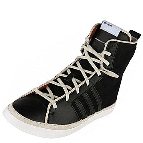Adidas Originals-BLUE HAZE HI noir-blanc V20628