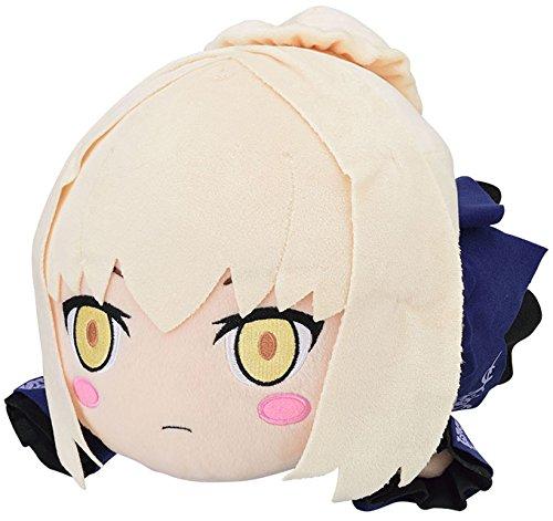 (Sega Fate/stay night: Saber Alter Mega Jumbo Nesoberi Stuffed Plush, 15.7
