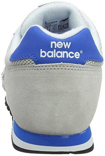 Hombre New Zapatillas Balance grey Ml373v1 black Para Negro vCwR1qC