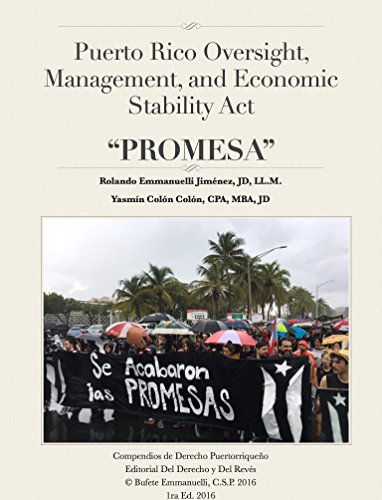 Puerto Rico Oversight, Management, and Economic Stability Act