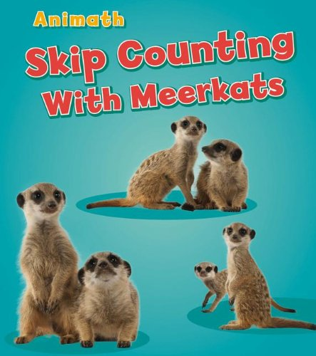 Learning Charts Basic Shapes - Skip Counting with Meerkats (Animal Math)