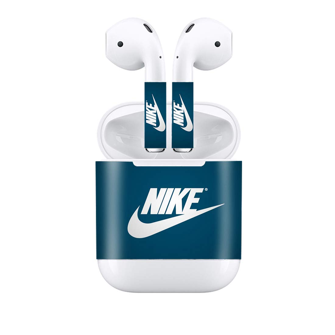 Magicskin Personalized Removable Earphone Earpiece Decals For Airpods Vinyl Skin Sticker