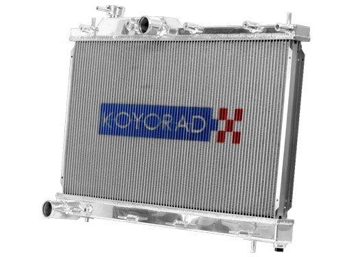 - Koyorad VH091662 Aluminum Racing Radiator for Subaru