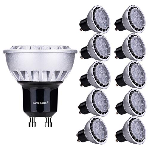 Gu10 Warm White 60 Smd Led Spot Light Bulb Lamp in US - 8