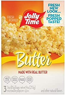 product image for Jolly Time, Popcorn, Butter (Pack of 4)