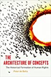The Architecture of Concepts, Peter de Bolla, 0823254399