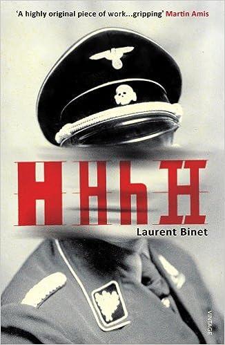 Resultado de imagen para HHhH - Laurent Binet