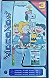 Videonow Color Snoopy Come Home 3 Disc Pack