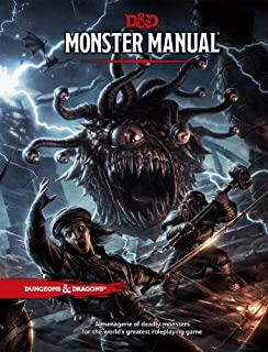 Amazon dungeons dragons players handbook dd core guide dungeons dragons dd monster manual dd core rulebook 5th edition next fandeluxe Gallery