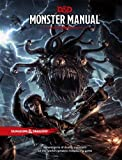 5th edition d and d - Dungeons & Dragons - D&D - Monster Manual (D&D Core Rulebook) 5th Edition Next
