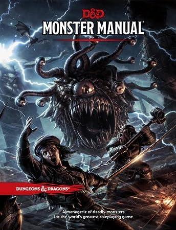 amazon com dungeons dragons d d monster manual d d core rh amazon com d&d monster guide free d&d monster guide 3.5 pdf