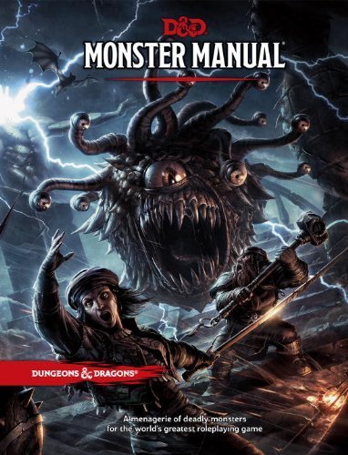 amazon com dungeons dragons d d monster manual d d core rh amazon com d&d 5e monster manual 3 pdf Monster Manual Kobold