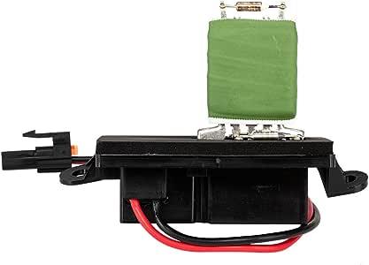 HVAC Blower Motor Fan Resistor for 1999-2007 Chevy ...