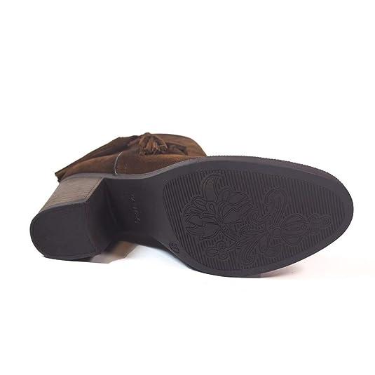 Botines CARMELA 66372 Camel - Color - Camel, Talla - 39: Amazon.es: Zapatos y complementos