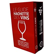 GUIDE HACHETTE DES VINS 2018 + LIVRE DE CAVE (COFFRET)