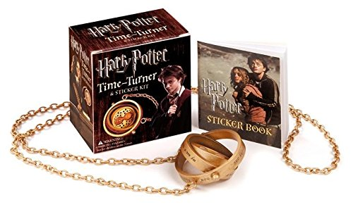 Harry Potter Time-Turner Kit and Sticker Book[STICKER BK-HARRY POTTER - Turner Sticker
