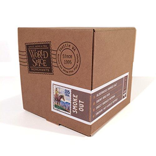 World Spice Merchants Gift Set - Smoke Out