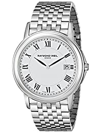 "Raymond Weil Men's 5466-ST-00300 ""Tradition"" Stainless Steel Watch"