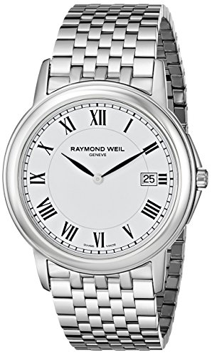 Raymond-Weil-Mens-5466-ST-00300-Tradition-Stainless-Steel-Watch