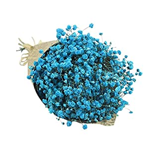 Clearance Artificial Fake Flowers,Jushye Natural Dried Floral Full Stars Gypsophila Baby's Breath Home Decor 17