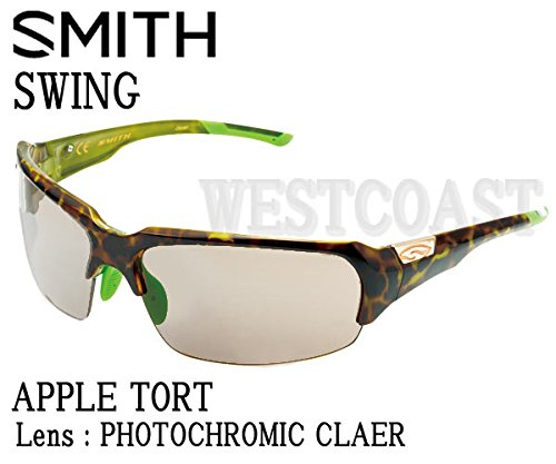 SMITH(スミス)  SWING APPLE TORT 【レンズ】Photocromic Clear 206000022 サングラス   B01EYDFII2