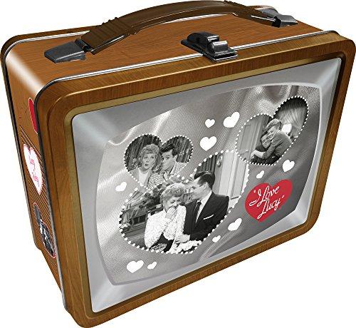 - Aquarius I Love Lucy Large Gen 2 Tin Storage Fun Box