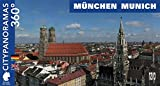 City Panoramas 360 Degrees: Munchen/Munich (German and English Edition)