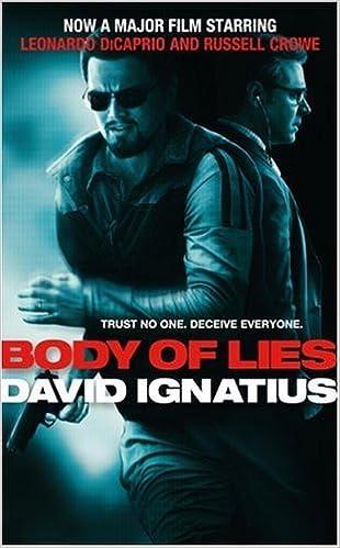 Book Body of Lies by David Ignatius (2-Oct-2008)